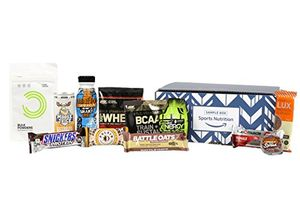 **FREE** Amazon NYNY Sports Nutrition Sample Box - Get £10 Credit Back!
