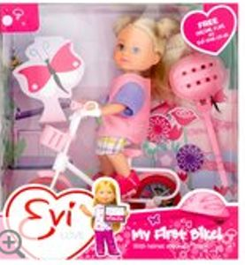 Evi Lovi - My First Bike