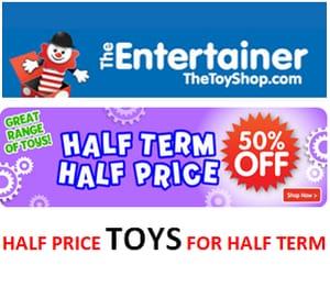 Half Price Toys