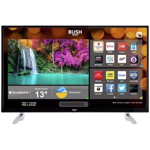 Bush 43 Inch 4K Ultra HD Smart TV