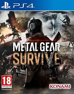Metal Gear Survive PS4 at ShopTo/ebay