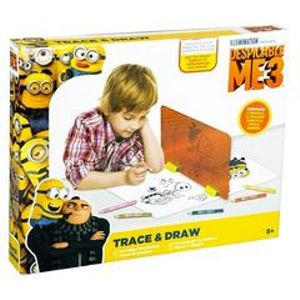 Despicable Me Minions Trace Draw Kit