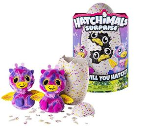 Hatchimals Surprise It's Twins Egg Pink £38.99 Delivered Amazon