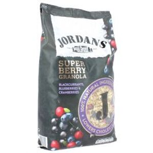 Jordans Super Berry Granola Blackcurrants, Blueberries & Cranberries 1.5kg