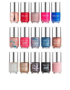 Nails Inc - Pick & Mix - 5 for £15 - Includes Full Sizes Normally £12 Each