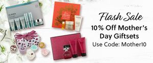 10% off Mothers Day Gift Sets at allbeauty.com