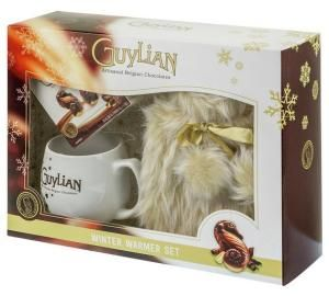 Guylian Mug & Hot Water Bottle Winter Warmer Set at Argos