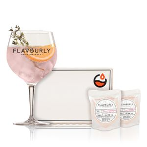 2x Honey & Raspberry Gin Liqueur Pouches + Personalised Message + Free Delivery