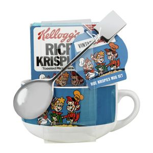 Kellogg's Rice Krispie Mug and Spoon Set