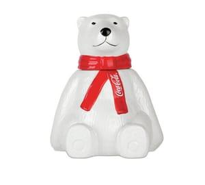 Coca-Cola Polar Bear Storage Jar - save 78%
