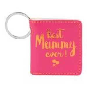 Best Mummy Ever Photo Key Ring at Morrisons