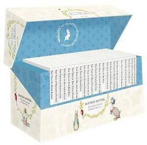 Selling Out! the World of Peter Rabbit Complete Collection - 23 Books Boxed Set