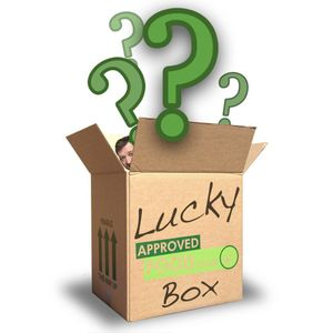 CASH PRIZE Approved Food Lucky Box