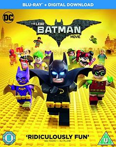 The LEGO Batman Movie [Blu-Ray + Digital Download] [2017]