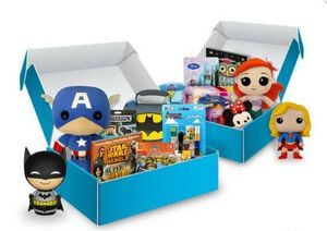 FREE Kids Geek Box worth £20 When You Buy a T-Shirt (From £9.99)