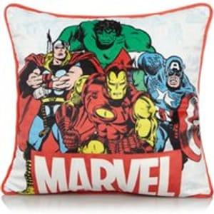 Marvel Comics Square Cushion Free C&C
