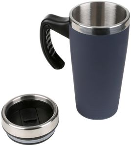 Insulated Outdoor Hot Drinks Travel Mug at Halfords/ebay