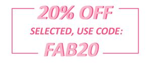 20% off with Lovedrobe