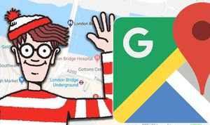FREE Where's Wally Game on Google Maps (PC & Mobile)