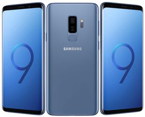 Win a Samsung Galaxy S9 with TalkTalk