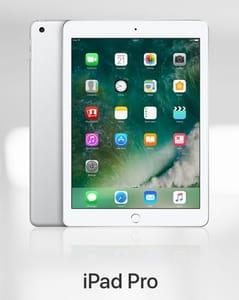 Win an iPad PRO