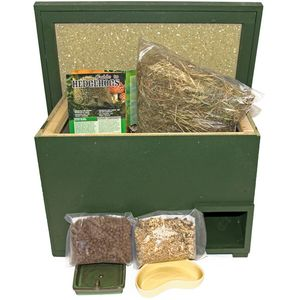 Win a Home for Hedgehogs Starter Pack £58.95