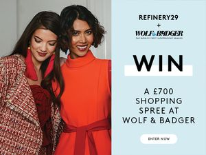 Win a £700 Shopping Spree at Wolf & Badger