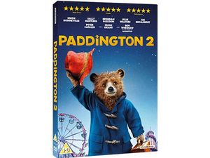 Win Paddington 2 Trunki and Dvd