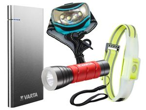 Win a Varta Prize Bundle
