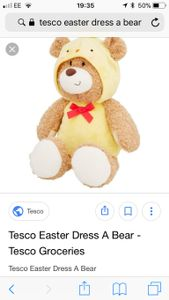 75% off All Easter Toys at Tesco