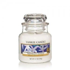Yankee Candle Midnight Jasmine Small Jar £3.99