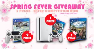 Win a PS4 Console and Super Robot Wars X