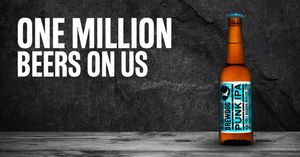 1 Million Beers on Us