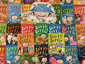 Win a Full Set of 30 Dirty Bertie Books