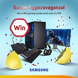 Win a Easter 3XS Gaming Bundle worth over £3700!