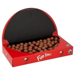 Maltesers Milk Chocolate Box Collection 360g at Superdrug