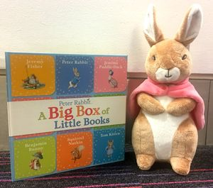 Win a Peter Rabbit Bundle