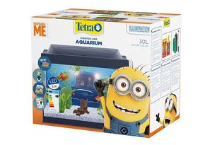 WIN a Limited-Edition Minions Themed Aquarium with Tetra