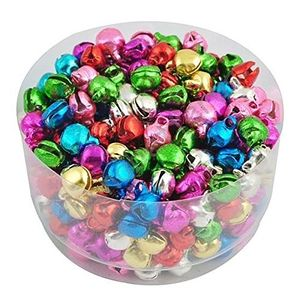 100 Mini Jingle Bells for Crafters!