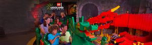 Win a LEGOLAND® Holiday for a Family of 4