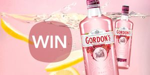 Win This Bottle of 70cl Pink Gin (Scotland Only)