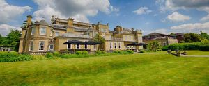 Win a Luxury Overnight Stay at Chilworth Manor Hotel