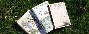 Win a Nature Writing Book Bundle