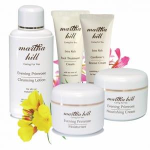 Win Martha Hill Skincare Set