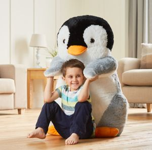 Kid Connection Giant Penguin - 90 Cm £25 + Delivery £2.95