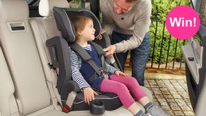 Win Little Tikes Car Seat