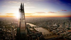 Win Tickets to the View from the Shard with Champagne