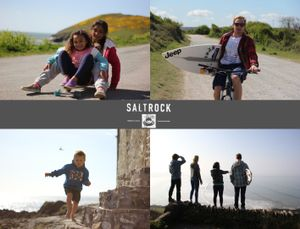 Win a £500 Saltrock Surfwear Voucher!