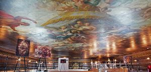 Win 2 Tickets to the Painted Hall Ceiling Tour Old Royal Naval College