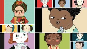 Win Books from the Empowering Picture Book Series, Little People, Big Dreams